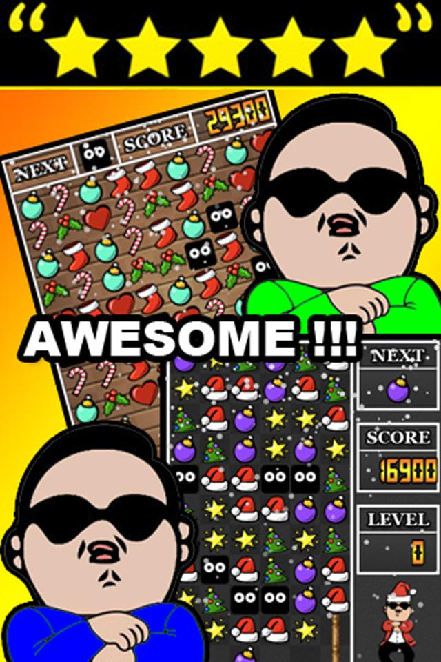 Screenshot A Carol – Gangnam Style edition Free