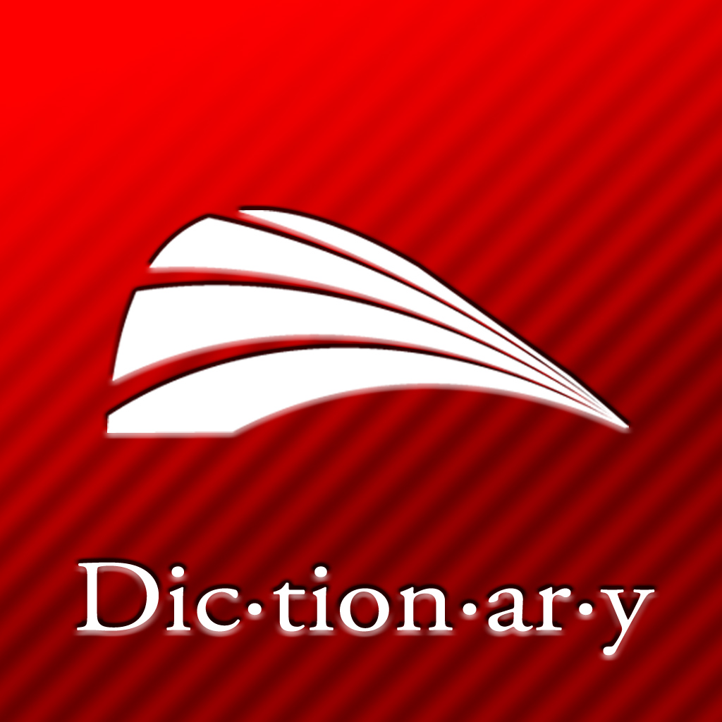 WordBook English Dictionary & Thesaurus app icon
