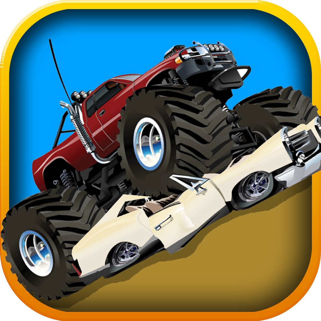 Epic Offroad Nitro Monster Truck Hill Riot - PRO game